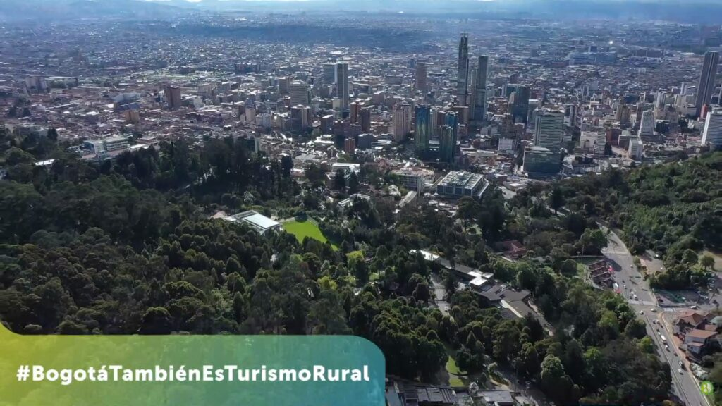 Dia del turismo Bogotá rural comunitario